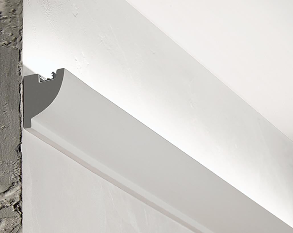 Illuminazione A Parete Per Interni Led : P nobile sistemi di illuminazione a led