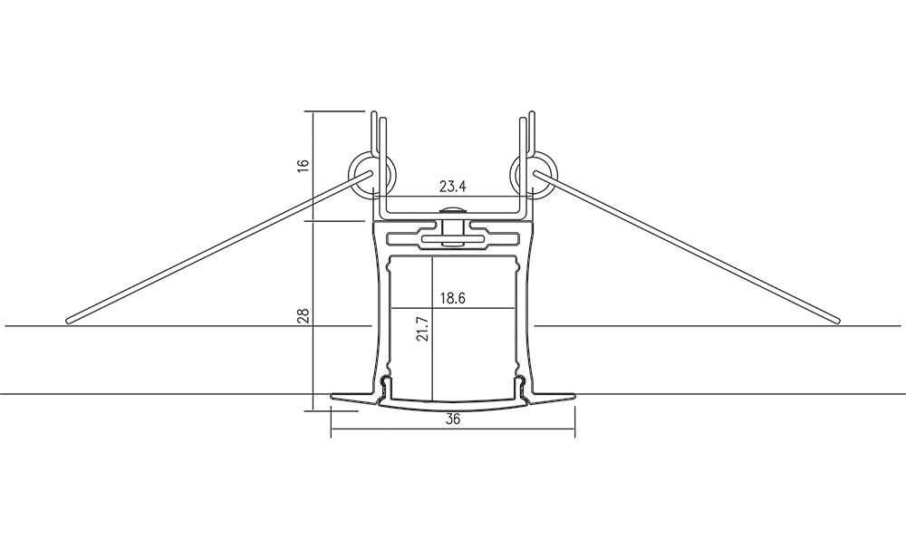 BARRA/STRIP/16 - Nobile: Sistemi di illuminazione a LED