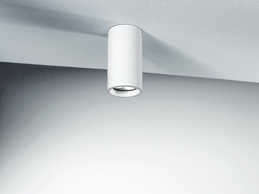 Plafoniera Quadra Led 108 : Nobile sistemi di illuminazione a led
